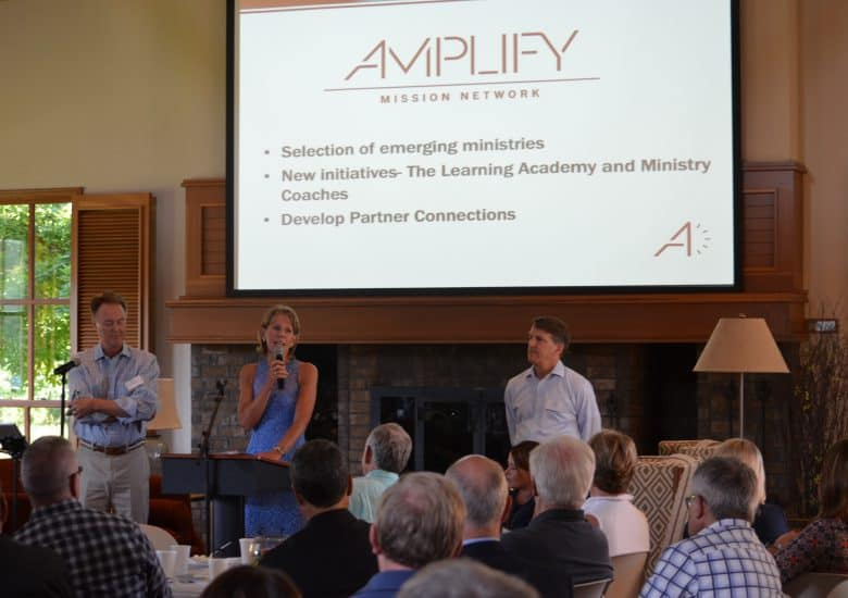 Amplify Mission Network Announced