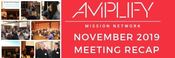 Meeting Recap –November 2020